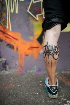 graffiti tattoo