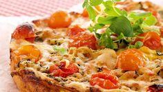 Italialainen vihannesvuokaleipä - K-ruoka