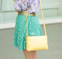 Spring colors!  #spring #fashion #style