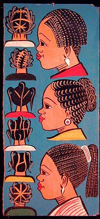 barber shop signs. BelAfrique - your personal travel planner - www.BelAfrique.com