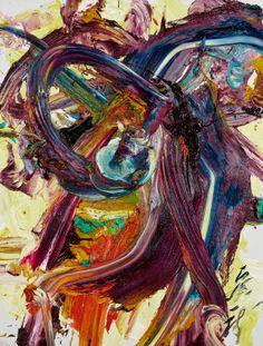 VIVENCIAS PLÁSTICAS: KAZUO SHIRAGA (1924-2008) / CON TODO