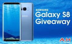 Win a Samsung Galaxy S8 {WW} (5/16/2017) via... sweepstakes IFTTT reddit giveaways freebies contests