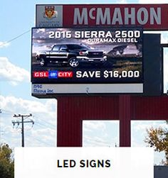 Outdoor Electronic Signessage Boards From Led Sign Supply