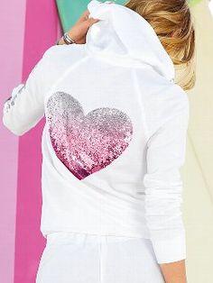 VS Supermodel hoodie