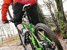 Top five fitness tips for mountain biking