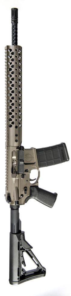 Legion Firearms rifle beauty.