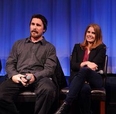 Amy Adams and Christian