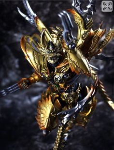 Garo- light awakening beast mode