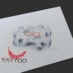 Couple of tattoos; Couple of tattoos; Top Tattoos, Couple Tattoos, Body Art Tattoos, Hand Tattoos, Creative Tattoos, Unique Tattoos, Sister Tattoos, Girl Tattoos, Tattoo Sketches