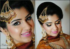 Makeup by Naila tausif Party Makeup, Most Beautiful, Crown, Earrings, Jewelry, Women, Fashion, Ear Rings, Moda