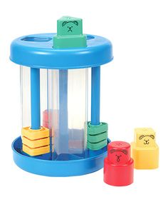 Take a look at this Sound Puzzle Box Set by Battat on #zulily today! $14 !!