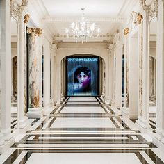 The newly opened #PeninsulaParis Makes a Grand Debut. #Travel #Hotel