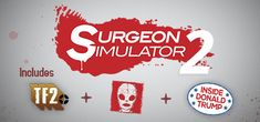 Are you ready with more amateur comedy scenes when operating on humans? Because now the players can register and play the upcoming game Surgeon Simulator Surgeon Simulator, Advanced Physics, Free Pc Games, Comedy Scenes, Simulation Games, Google Drive, How To Find Out, Satire
