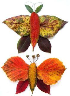 Arte con hojas – Sonia.1 – Picasa Nettalbum