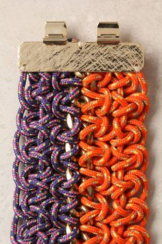 Lindo bracelete de cordas e nós + vídeos com passo a passo. | Como Criar Bijuterias – Montagem de Bijuterias: Como Fazer e Vender, Passo-a-Passo, Idéias e Muito mais.