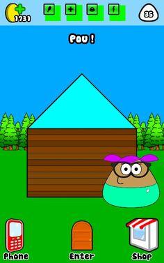 Pou's house