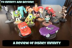 To Infinity And Beyond! A Review Of Disney Infinity
