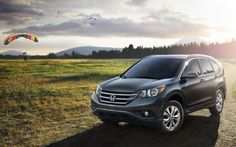 A stylish design helps the CR-V feel at home just about anywhere.