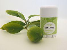 Ben & Anna Natural Soda Deodorant Stick Bergamot & Lime - Testbericht