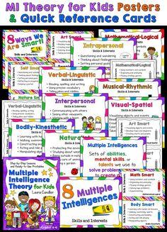 Multiple Intelligences New Horizons