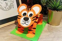 Safari, Snowman, Animation, Disney Characters, Art, 3d Paper, Paper Strips, Diy Crafts, Art Background