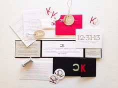 See Kaley Cuoco's Chic Wedding Invitation – with No Mention of the Wedding!| Weddings, The Big Bang Theory, Kaley Cuoco