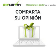 Ganar dinero haciendo encuestas con MySurvey