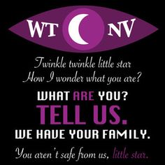 Welcome To Night Vale - Twinkle Twinkle Little Star