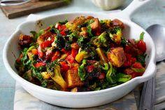 Couscous Salat à la Foe von sebbofoe Veggie Recipes, Lunch Recipes, Low Carb Recipes, Cooking Recipes, Clean Eating, Healthy Eating, Tofu, Kfc Coleslaw, Exotic Food