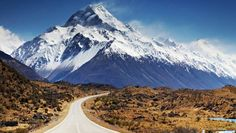 Are these NZ's two most epic drives? Lonely Planet says so.