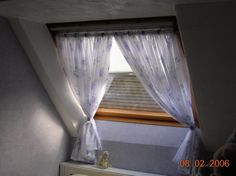 how to dress velux windows - Google Search