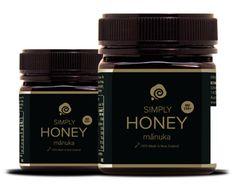 Our sample Mānuka honey jars are here!