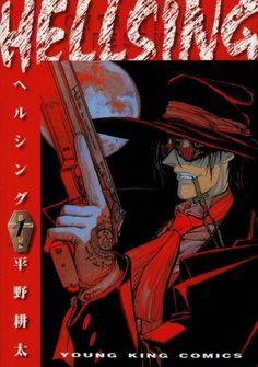 hellsing manga torrent