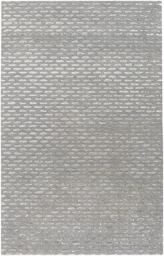 Atlantis ATL-6001 Gray Rug from the Pangea Textured Rugs II collection at Modern Area Rugs