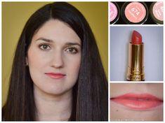Revlon Super Lustrous Lipsticks   Color Collector Girls Lipstick, Drugstore Lipstick, Coral Lipstick, Pink Lipsticks, Lipstick Colors, Revlon Super Lustrous Lipstick, Beauty Tips For Women, Lipstick Holder, Makeup To Buy