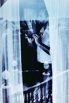 Anton Corbijn, Nicolas Cage, Hollywood, 1998
