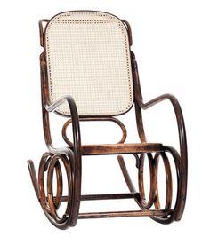 Michael Thonet Dondolo Rocking Chair by TON