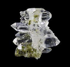 """Faden"" Quartz from New Melones Spillway, Calaveras Co., California / Mineral Friends <3"