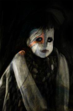 Saatchi Online Artist: Sven Teuber; Painting, 2013, Digital The Forgotten