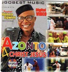 Azonto 4 Christ Jesus - Video CD