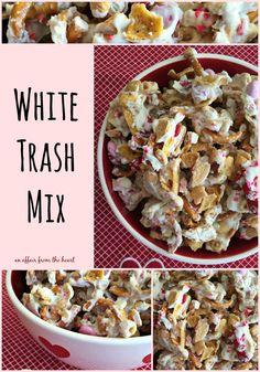 Valentine White Trash Party Mix