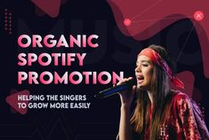 I am pretty sure that you are a singer, and that's why you are here. When a singer uploads a song, he/she wants to get some streams on their song. And, if it is organic, then why not? You have successfully reached a legit gig! Now, let me explain how I will do that? How I will do that? Will campaign ads on Facebook, Instagram, etc within your budget Blog posting Group sharing Google ads Article writing along with your Spotify link And lots more! but these are the main ways...