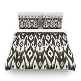 Found it at AllModern - Tribal Ikat Duvet Cover Collection