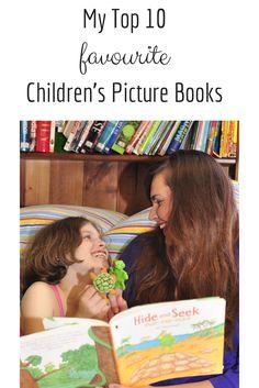 My Top 10 Favourite Picture books http://beafunmum.com/2014/05/top-ten-children-picture-books/