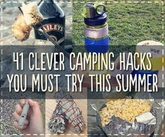 Camping life hacks #Travel #Trusper #Tip