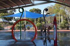 Deniliquin Holiday Park - Facilities and Activities Splash Park, Conference Facilities, Holiday Park, Go Kart, Playground, Skiing, Swimming Pools, Tennis, Fishing