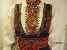 Øst / Aust Telemark bunad med skjorte og sølv | FINN.no Scandinavian Embroidery, Scandinavian Folk Art, Folk Costume, Costumes, International Clothing, Character Outfits, Traditional Outfits, Vintage Photos, Bridal Dresses