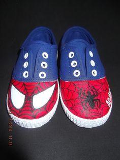 Disney Painted Shoes, Painted Vans, Painted Sneakers, White Canvas Shoes, Painted Canvas Shoes, Hand Painted Shoes, Music Shoes, Best Baby Shoes, Baby Boy Accessories