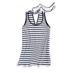Stitch Fix Summer Styles: Striped Tank