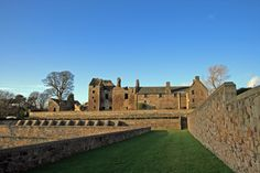 Aberdour Castle - Property generally open to visitors (Castle in the care of Historic Scotland)